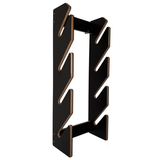 Board Racks - Skateboard wall rack - storage system - black edition_